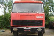 """Legendary & Oldtime HANOMAG-HENSCHEL Trucks / Trucks of the oldtime & extincted European brand,Hanomag-Henschel,of the 50""""s & 60""""s."""