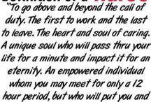 Being a Nurse means... / by Marilyn Tuzon