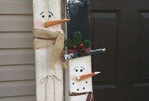 Christmas - DIY decorations