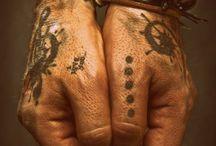 Tattoos / by Chyna Mapel