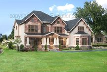 Dream Home Plans / by Brooke Brown