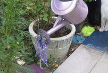DIY Garden Decorations Ideas