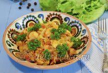 Рецепты с овощами / Рецепты домашних блюд с овощами с детальными пошаговыми фотографиями. Получится у каждого! #овощи #рецепты #кулинария