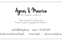 Marketing Comes In Handy / by Agnes Maurice