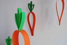 Kindergarten Projekt Frühling/ Ostern