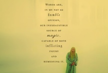 Quotes / by Ramona Steenbergen