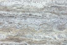 Silver Ash Travertine / Silver Ash Travertine Veincut