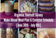 Organise yourself skinny