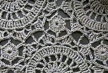 Faldas de crochet