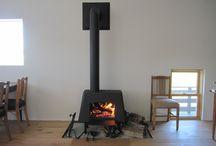 暖炉 薪ストーブ