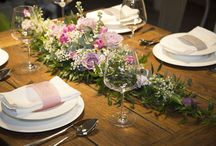 Květinové aranžmá / Flower arrangements