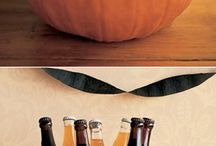 Halloween Housewarming / costumes, decorations, booze, and food ideas for the party / by Marcy Levitan