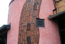 Hundertwasser / by Karin Verschuur