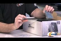 Unboxing Seasonic (videos)