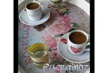 Kahve, Coffee / Mis gibi kahve zamanı