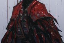 Bloodborne, art of Souls
