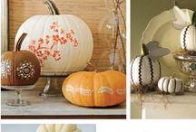 Pumpkins / by Kendra Doan