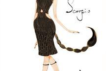 Scorpion fashion