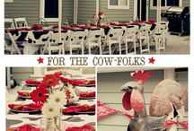 Party Ideas / by Donna Gilbert