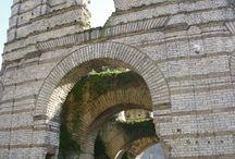 Roman ruins, Vestiges romains