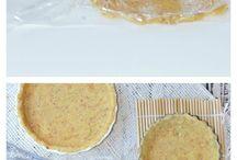 coconut flour +Almond flour