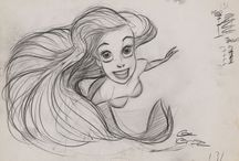 Disney concept art ☆