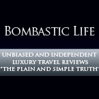Luxury Travel, oh so Bombastic! / Bombastic Life, home to five-star and luxury hotel, resort, review, airline and travel reviews.  Everything we write is based independent and unbiased.  Check us out at http://www.bombasticlife.com