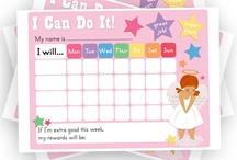 Jobs, Chores & Rewards