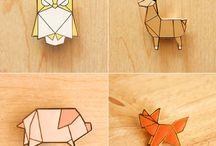 Origami / by Sweet Little Nursery