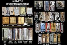 Tags, Zippers & Eras