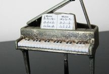 piano / by Kimberly Brower