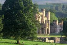 The castle / Lowther castle