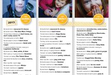 journalling your child