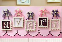 Board for Jenny Lou :) / by Mindy Coppersmith