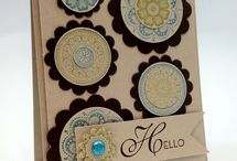 Stampin' Up! ~ Lacy & Lovely