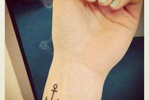 Tattoo / by Makayla Araujo