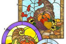 Thanksgiving Stuffings! / by Warner Stained Glass