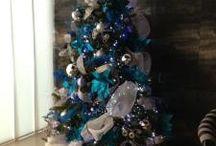 Decoracion de Navidad / by Vinilos Decorativos MX Mexico Decoracion de interiores con vinil decorativo