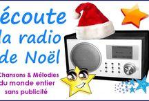 Radio de Noël / Chants et musiques de Noël sans pub http://www.radiodenoel.fr