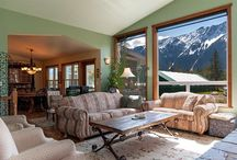Rooms with a View / Living Room, Dining Room, Kitchen, Window Views