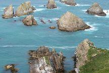 NZ  & pacific travel inspo