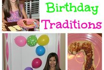 Kids birthday ideas / Kids birthday ideas