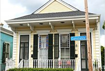 Irish Channel in New Orleans / A New Orleans Neighborhood that saw an influx of Irish Immigrants being channeled into this this area during the 1830's. It became a part of New Orleans in 1852.....