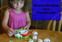 Homeschooling / by Amber Reeves