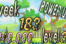 Angry Birds Friends Week 183 power up / Angry Birds Friends Tournament Week 182 all Levels  HighScore  , 3 star strategy High Scores no power visit Facebook Page : https://www.facebook.com/pages/Angry-birds-for-play/473374282730255 blogger page : http://angrybirdsfriendstournaments.blogspot.com/ twitter : https://twitter.com/carloce_kiven