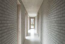 Interior design - Corridors