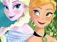 Disney's Frozen / by Samamantha Little