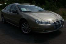 Used 2002 Chrysler Concorde For Sale | Durham NC