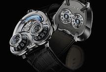 Relógios Incomuns / Fizemos uma seleção de relógios incomuns, tanto no design quanto na leitura de horas. Confira os modelos!