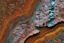 Colour and texture